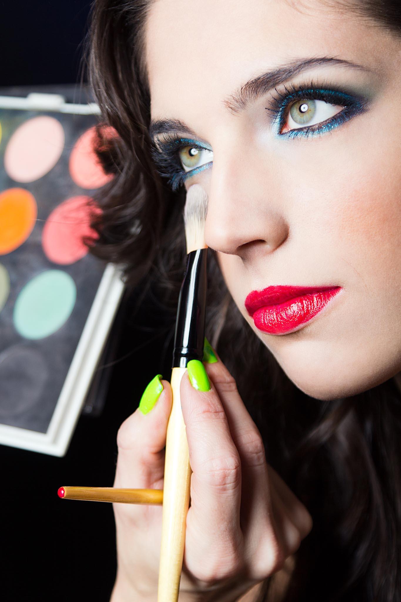consejos maquillaje ojos Consejos sobre maquillaje de ojos y evitar infecciones