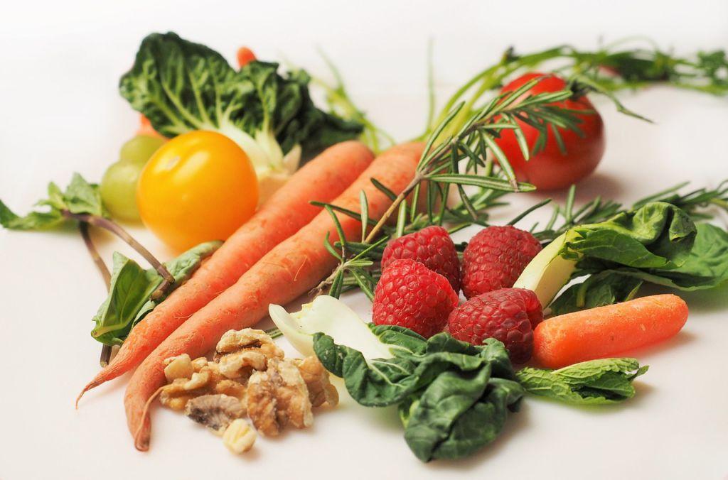 frutas 1024x676 Alimentación y salud visual