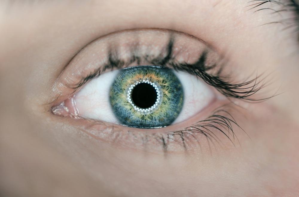 Ojos borrosos y presión arterial