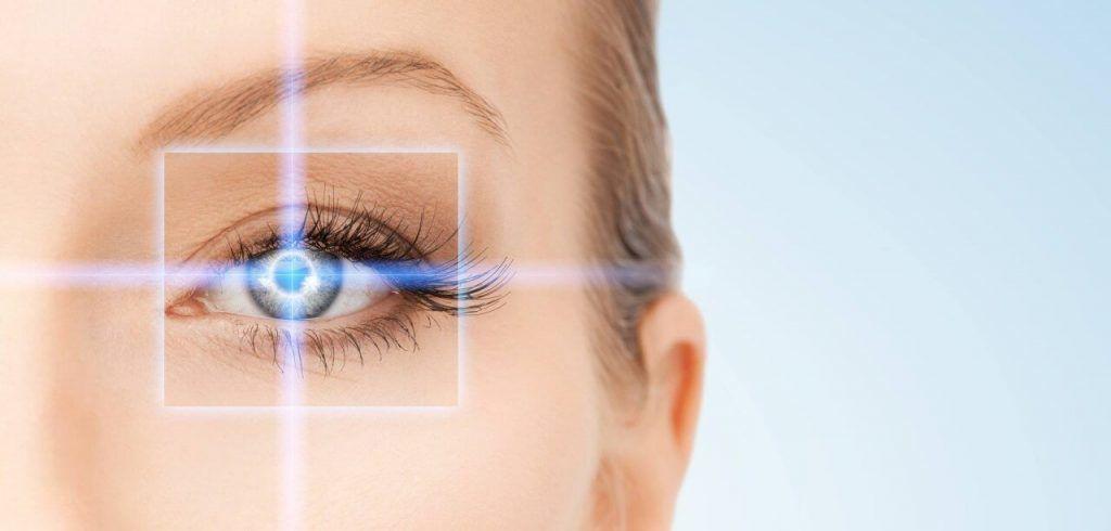 laser eye surgery 1 1 1024x490 ¿Cómo se desarrolla una operación de cataratas?
