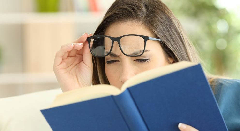 ¿Qué es la vista cansada o presbicia y cómo corregirla?